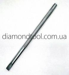 Elite Carbide tips Chisel for stone with knurled handle 8mm
