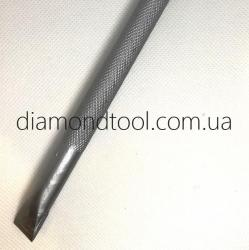 Elite Carbide tips Chisel for stone with knurled handle 14mm